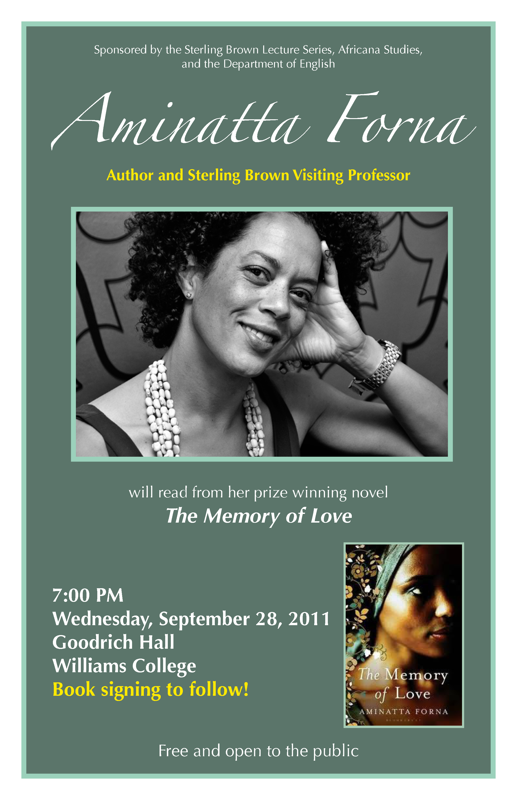 Words By Amina: Book Signing Celebration!!!